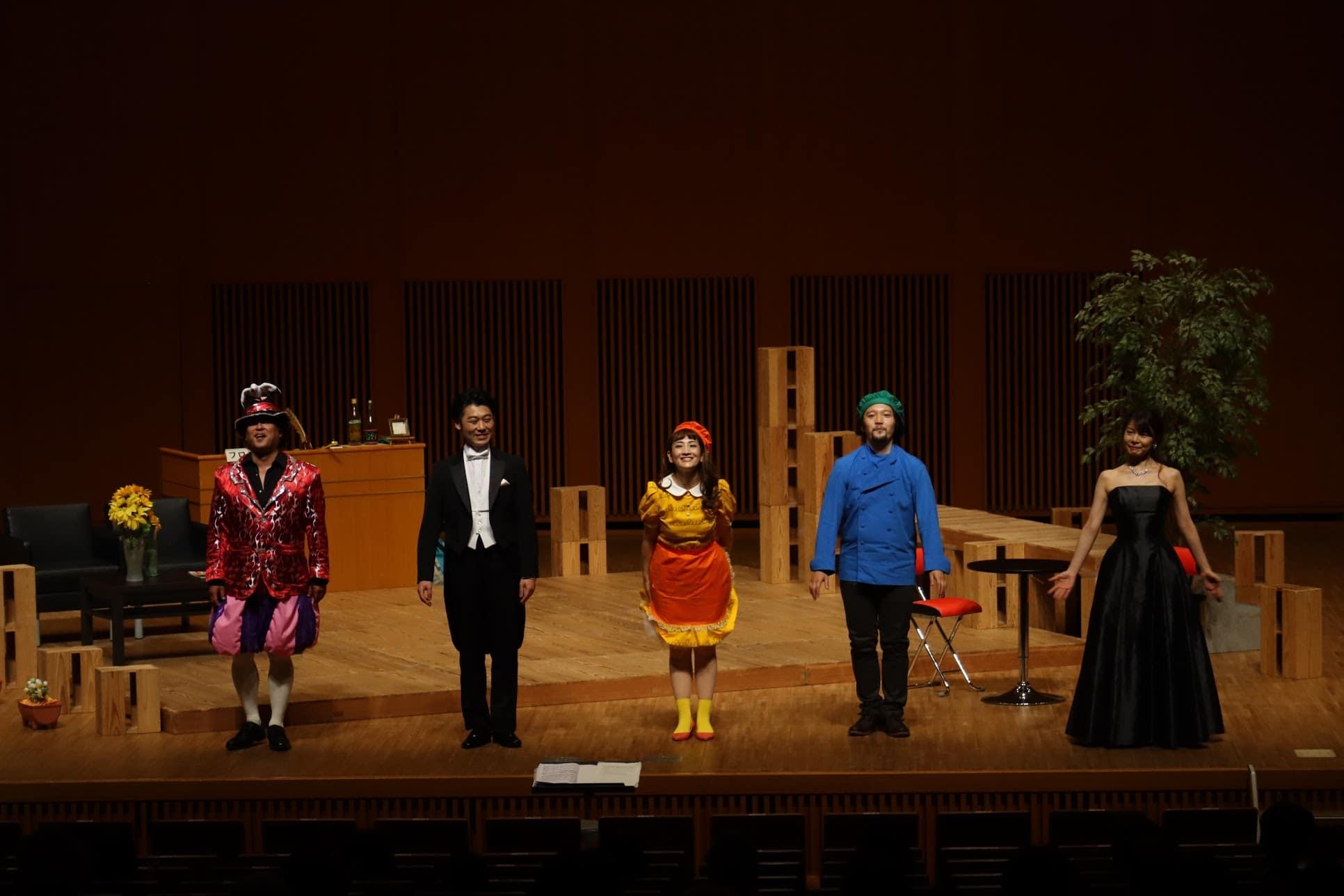 オペラ《リタ》のリハーサル&舞台裏が押川浩士さんのYouTubeチャンネルで公開されました。